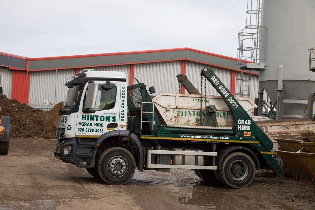 Hintons Skip - Registered Waste Carrier