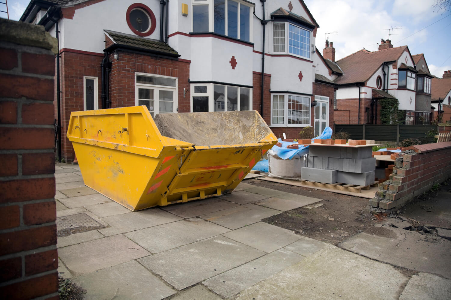 what happens to your skip waste?